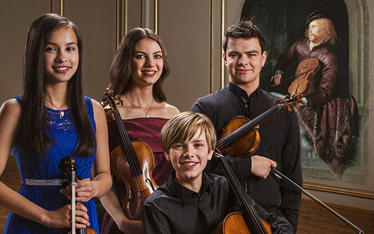 LGT Young Soloists, sponsored by LGT since 2013