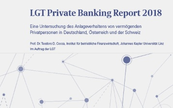 LGT Private Banking Report on the investment of family assets