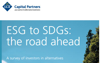Global insights on ESG in alternative investing