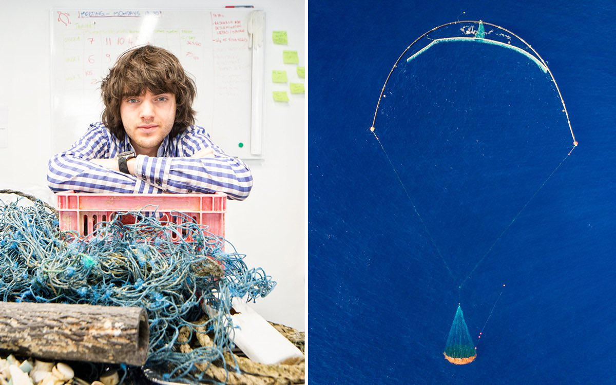 Boyan Slat The Ocean Cleanup