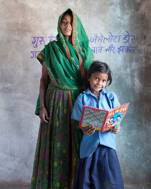 Educate Girls India school education
