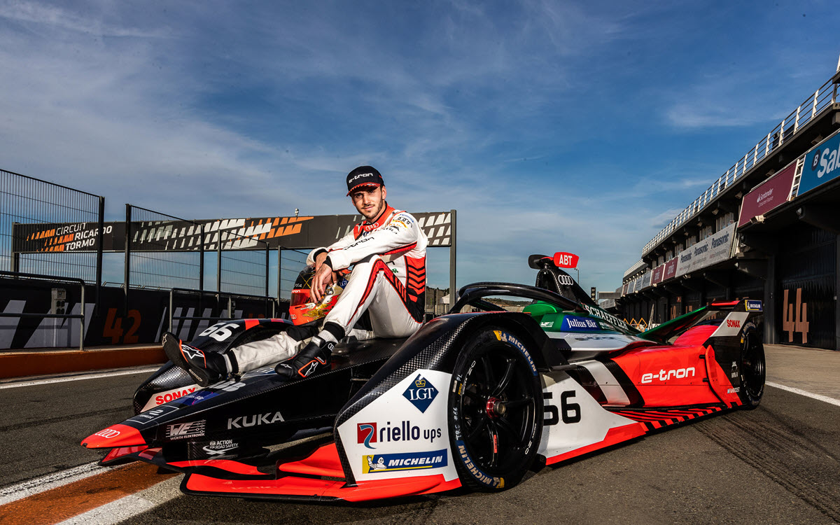 Audi ambitiously begins the new Formula E season