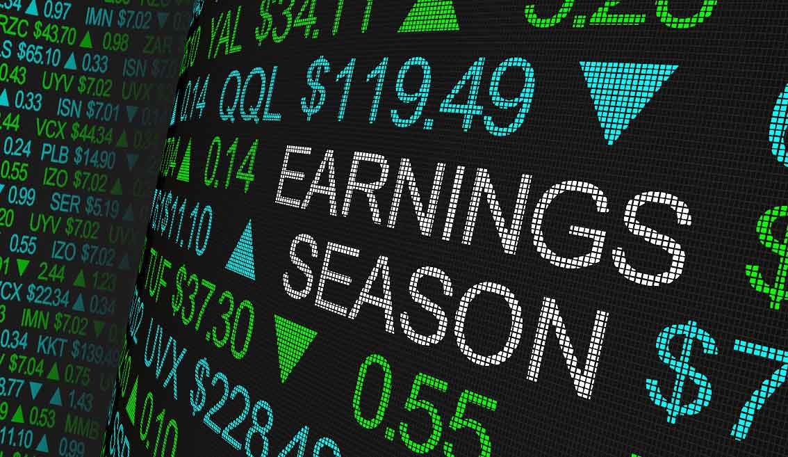 Earnings season remains in focus of stock markets